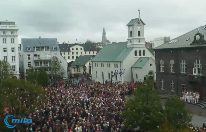 Women in Iceland to Leave Work at 2:38 PM